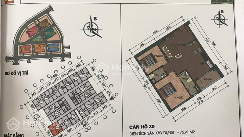 Chuyên bán căn hộ Thanh Hà,Mường Thanh.Giá chỉ 9,5 triệu/m2.  - 15