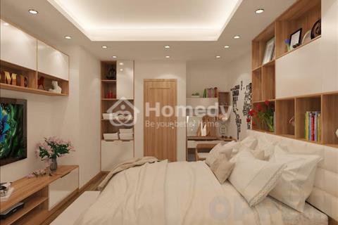 Cho thuê gấp căn góc 120 m2 chung cư Berriver – 390 Nguyễn văn Cừ.