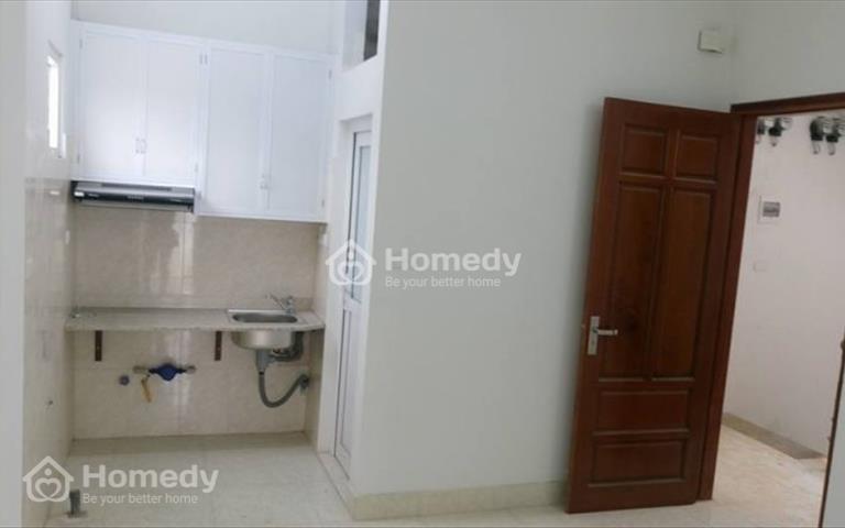 Cho thuê căn hộ chung cư mini 1 phòng ngủ, 1 phòng khách gần Đại học thương mại