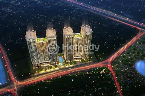 Chuyển nhà bán gấp căn hộ 88 m2 chung cư Five Star, giá 2,35 tỷ