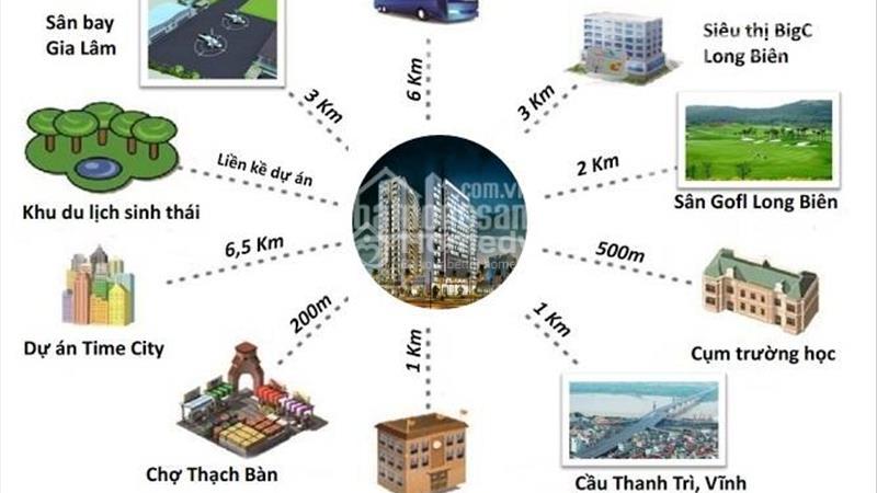 Đặt chỗ tầng đẹp:5,9,11,14_Northern Diamond - ngay Aeon Mall với CĐT Incomex, chỉ từ 25 triệu/ m2 - 4