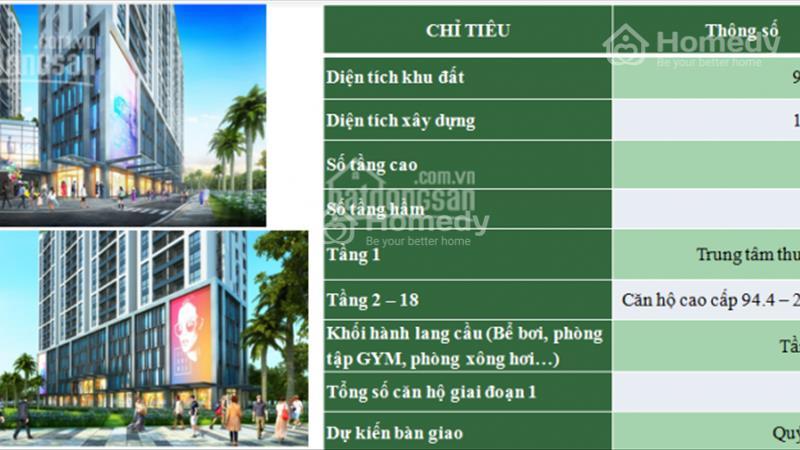 Đặt chỗ tầng đẹp:5,9,11,14_Northern Diamond - ngay Aeon Mall với CĐT Incomex, chỉ từ 25 triệu/ m2 - 6