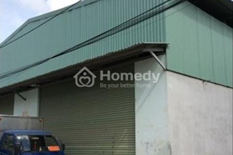 Đất Nguyễn Thị Lắng, Củ Chi, DT đất 4735 m2, 4 triệu/m2, có kho xưởng cho thuê
