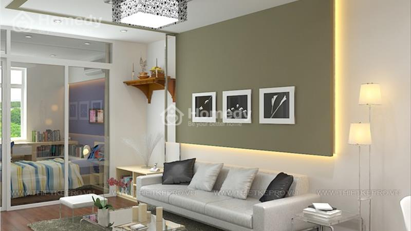 Chính thức mở bán chung cư Khương Hạ - Khương Đình 630 triệu/ căn đủ nội thất. - 1