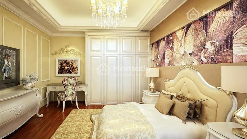 phòng ngủ trưng bày