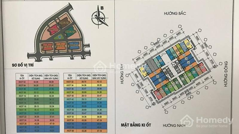 Kiot Kinh doanh tại chung cư Thanh Hà-Mường Thanh,giá chênh thấp nhất thị trường - 7