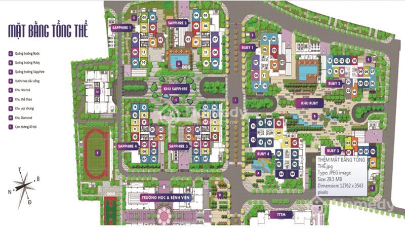 Căn hộ cao cấp Goldmark city -chỉ với 24tr/m2-nhận ưu đãi miễn phí 10 năm dịch vụ - 9