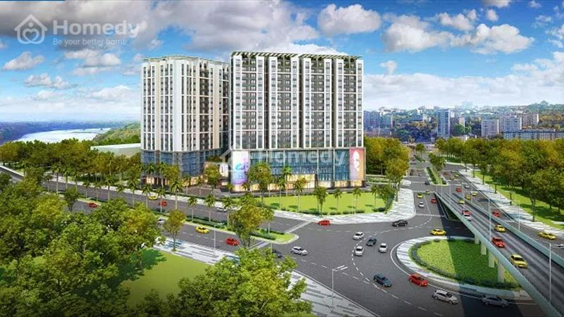 Đặt chỗ tầng đẹp:5,9,11,14_Northern Diamond - ngay Aeon Mall với CĐT Incomex, chỉ từ 25 triệu/ m2 - 1