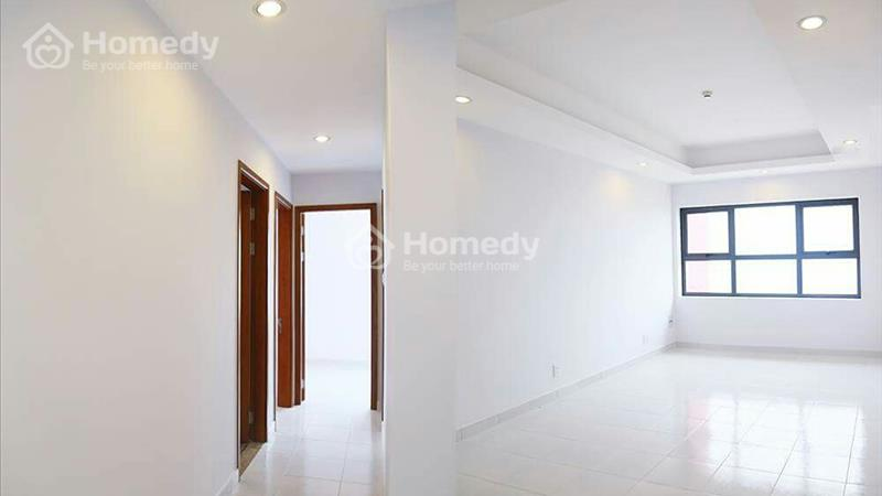 Căn hộ 3 phòng ngủ tòa The One Residence KĐT Gamuda Gardens đầy đủ nội thất.  - 6