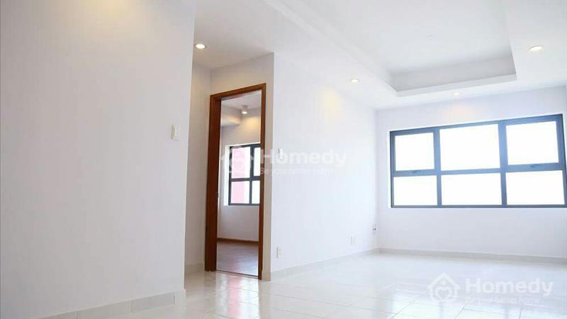 Căn hộ 3 phòng ngủ tòa The One Residence KĐT Gamuda Gardens đầy đủ nội thất.  - 1