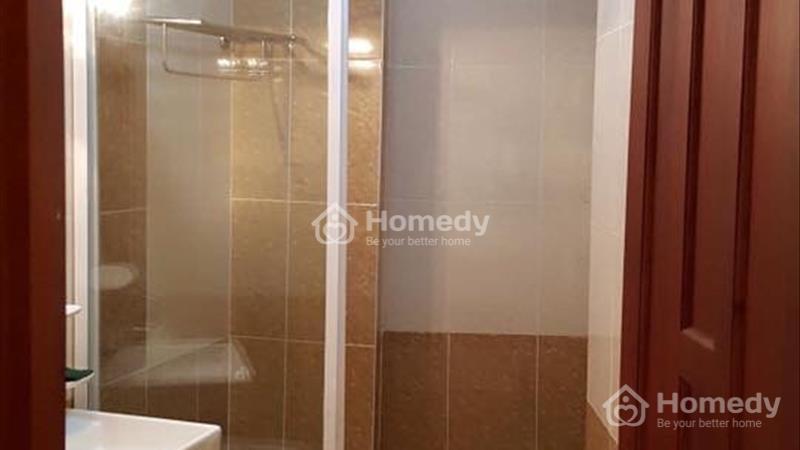 Cho thuê gấp căn hộ mini cao cấp 25m2, có thang máy, cửa khóa vân tay, an ninh 24/24, khu vực Q5 - 1