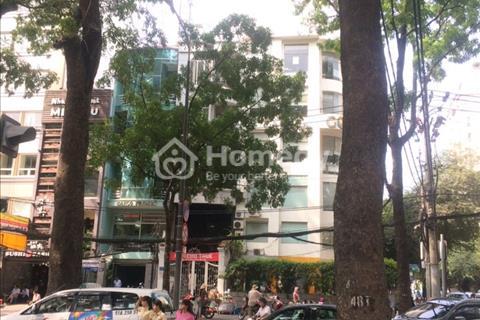 Nhà MT mới đẹp cho thuê ngay trên Tôn Đức Thắng, quận 1 (DT: 4x25m, 90 triệu)