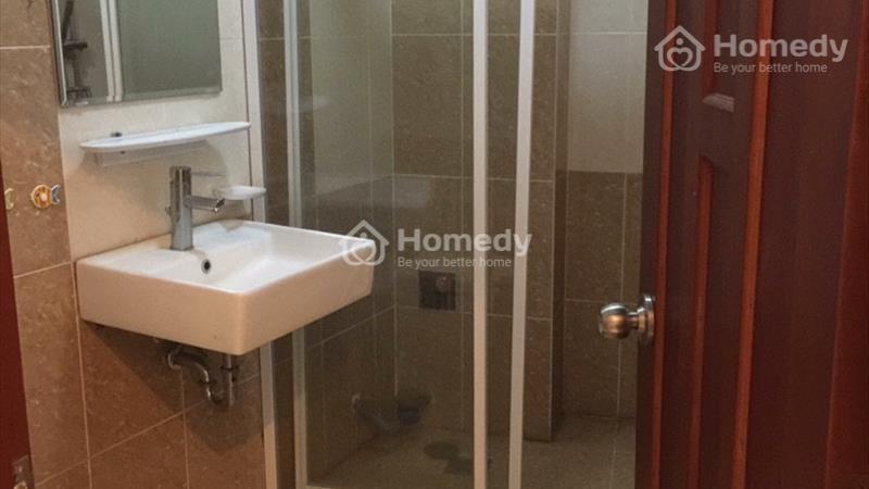 Cho thuê gấp căn hộ mini cao cấp 25m2, có thang máy, cửa khóa vân tay, an ninh 24/24, khu vực Q5 - 3