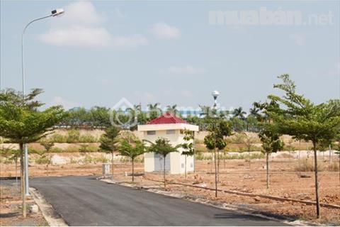 Bán đất mặt tiền chợ 396tr/421m2, gần trường học cấp 3, dân cư đông