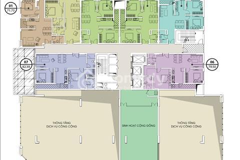 Nhận đặt chỗ căn hộ Valencia Garden, giá chỉ từ 1,3 tỷ/căn. Diện tích từ 59 - 86 m2.
