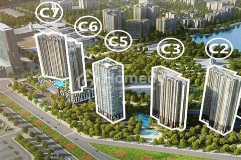 Sở hữu 2PN Vinhomes D'Capitale Trần Duy Hưng diện tích 72 m2, giá chỉ từ 2,8 tỷ, vay 65%, ls 0%