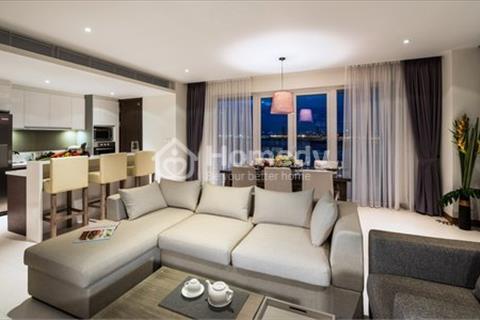 Căn hộ Đảo Kim Cương bán 3PN 120m2 nội thất tiện nghi