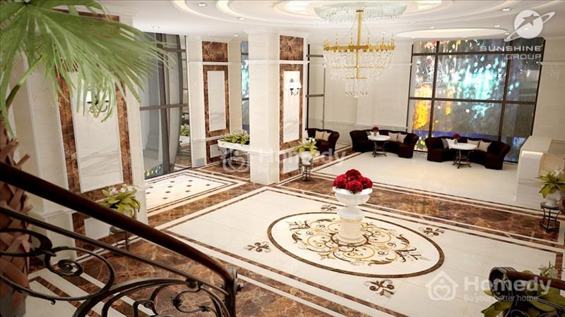 Khai trương nhà mẫu Sunshine Palace ngày 19/3 - Nội thất cao cấp Tân cổ điển