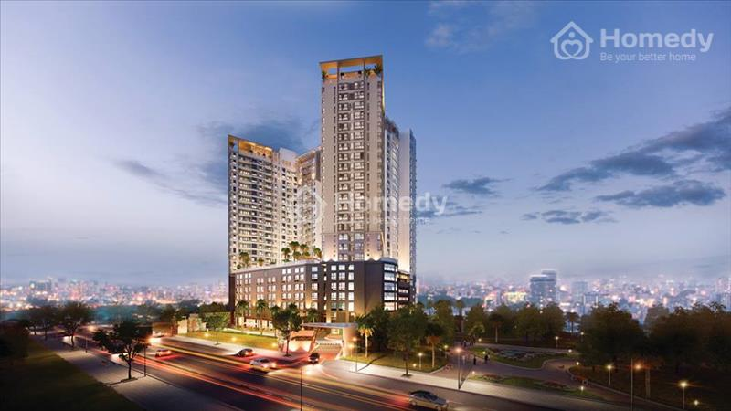 The Everrich Infinity khu căn hộ Resort trong lòng thành phố.