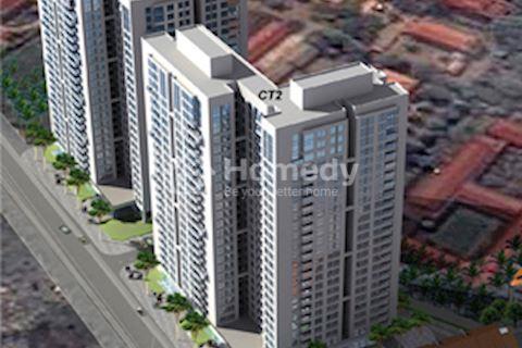 Bán căn hộ chung cư CT2 Viện 103 Văn Quán, diện tích 106 m2, giá 16 triệu/ m2