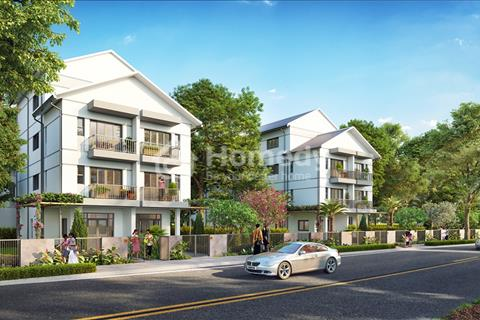 Cơ hội sở hữu biệt thự không gian xanh với giá rẻ bất ngờ tại dự án Vinhomes Thăng Long