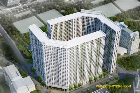 Bán căn hộ chung cư tại dự án Emerald Center Park - Nam Từ Liêm diện tích 54 m2. Giá 31 triệu/ m²