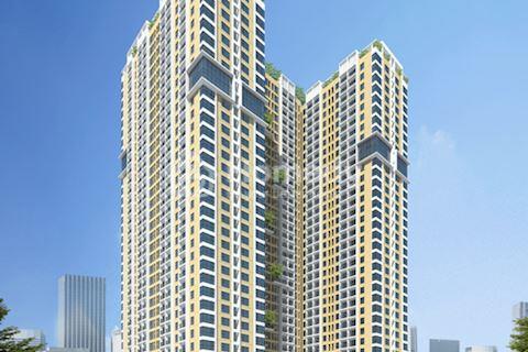 Căn hộ chung cư Gemek Premium diện Tích 95,8 m2, 3 phòng ngủ