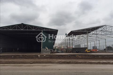 Kho xưởng cho thuê gấp tại ngã tư Canh, quận Nam Từ Liêm, gần khu công nghiệp vừa và nhỏ Từ Liêm