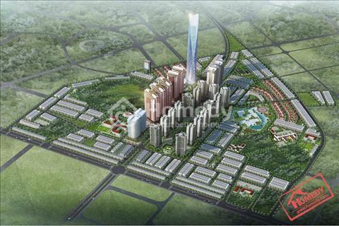 Bán nhà liền kề xây thô TT1 khu đô thị Văn Phú sổ đỏ chính chủ, giá bán 4,1 tỷ.