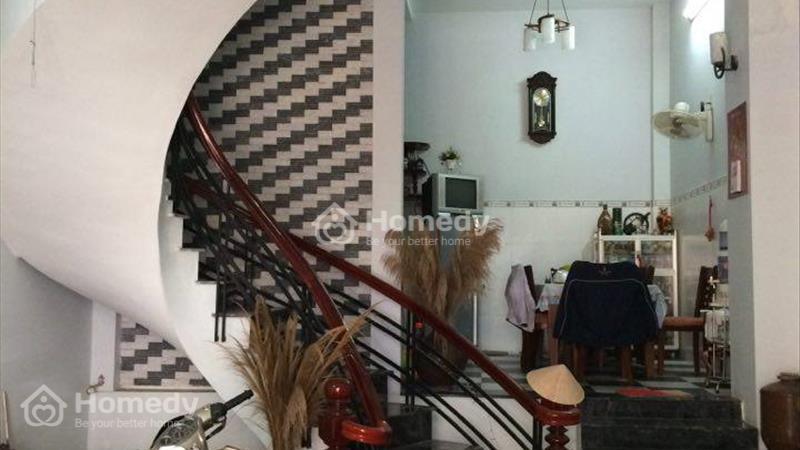 Bán nhà đẹp, 1 trệt 3 lầu, hẻm Lê Hồng Phong, giá rẻ. - 6