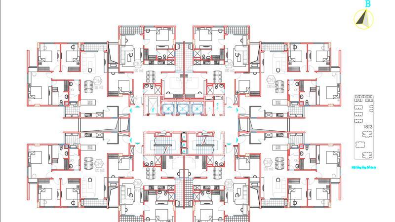 Chung cư ct15 việt hưng – việt hưng green park nhận đặt chỗ các căn đẹp nhất tòa t3 - 6