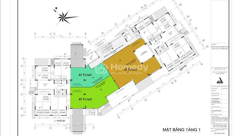 Bán mặt bằng trung tâm thương mại diện tích từ 200 m2 đến 1000 m2. - 4