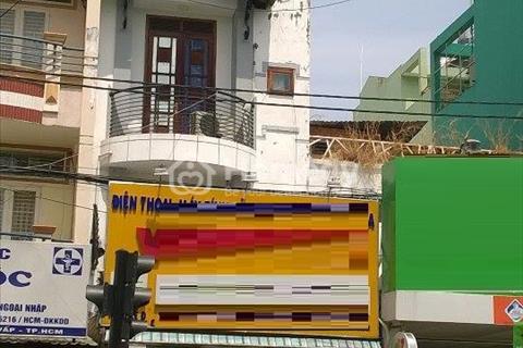 Cần cho thuê nhà MT Lê Đức Thọ, P6, DT 4x18m, 4 lầu