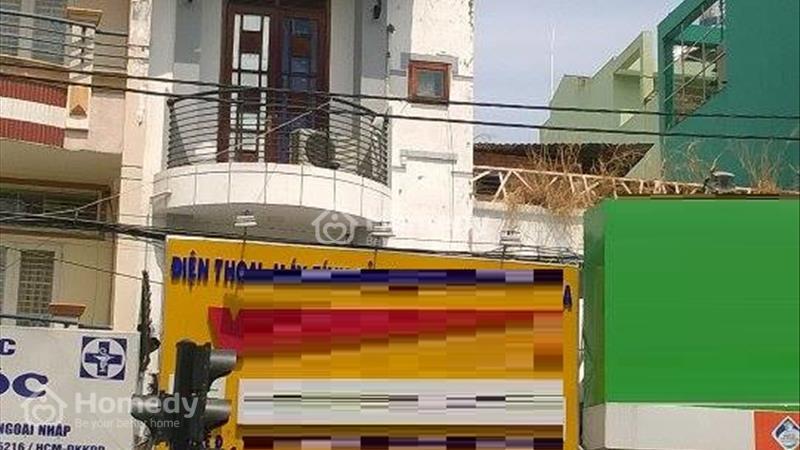 Cần cho thuê nhà MT Lê Đức Thọ, P6, DT 4x18m, 4 lầu - 1