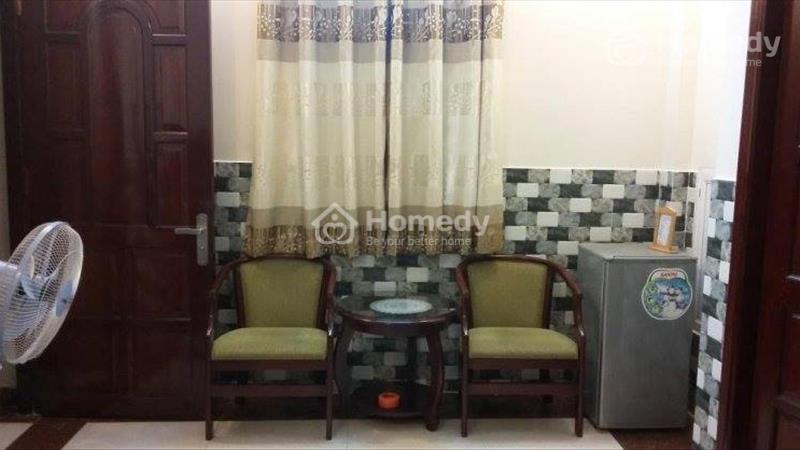 Cho thuê phòng đẹp, đủ tiện nghi an ninh ,cmt8, Q10. DT25m2 - 4