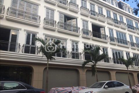 Bán nhà 5 tầng 2 mặt tiền đường Phạm Hùng, Mỹ Đình, có hầm, thang máy, kinh doanh tốt