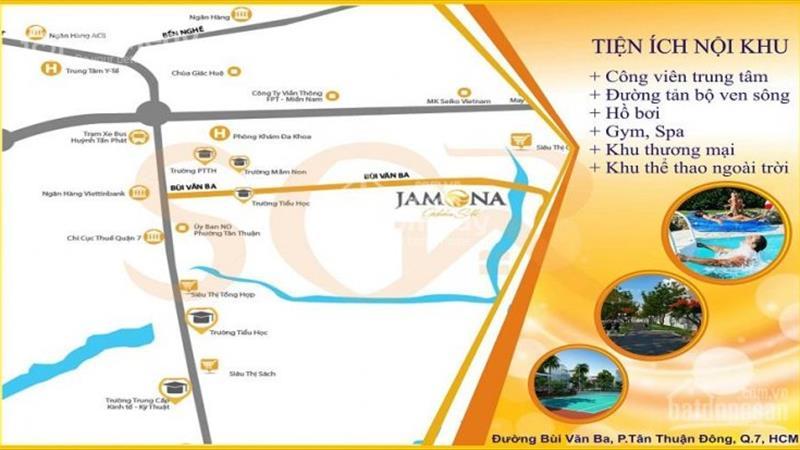 Bán biệt thự view sông và công viên ở Jamona Golden Silk quận 7  - 4