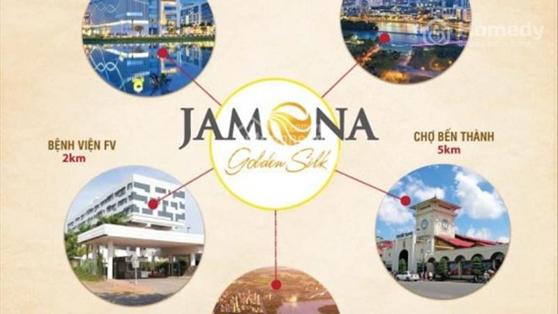 Bán biệt thự view sông và công viên ở Jamona Golden Silk quận 7  - 1