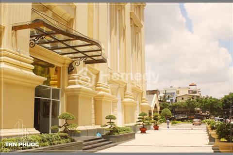Bán căn hộ Tân Phước Plaza quận 11, ở liền, giá 1,6 tỷ/căn, diện tích 40 m2
