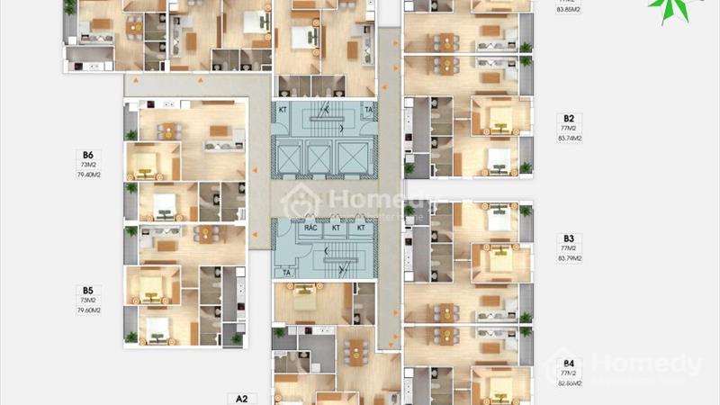 Bạn vẫn kịp là chủ nhân của 1 trong 50 căn hộ cuối cùng của South Building - 5