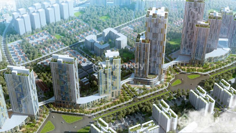 CK ngay 2% khi mua chung cư cao cấp HPC Landmark 105 (78m2, 2 PN) đối diện Anland Nam Cường - 1