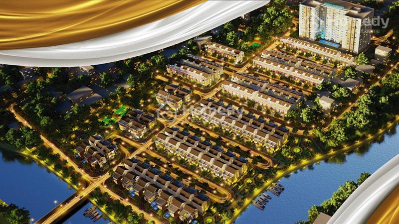 Thanh toán 10% nhận nhà, căn hộ cao cấp view sông, khu compound đẳng cấp tại quận 7 !!! - 3