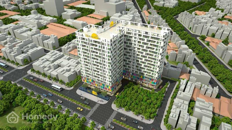 Dự án Đức Long Western Park TP Hồ Chí Minh - ảnh giới thiệu