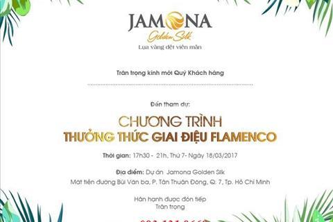 Sự kiện bán hàng dự án Khu biệt thự 2 mặt giáp sông Jamona Golden Silk