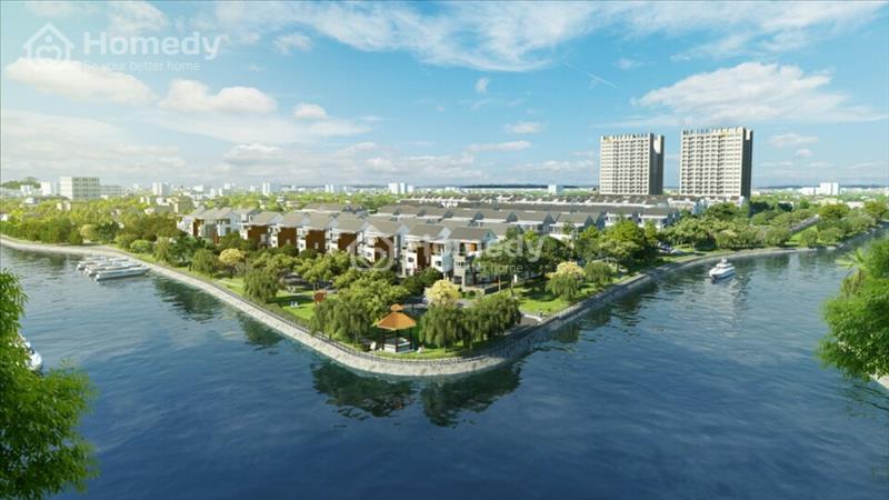 Thanh toán 10% nhận nhà, căn hộ cao cấp view sông, khu compound đẳng cấp tại quận 7 !!! - 2