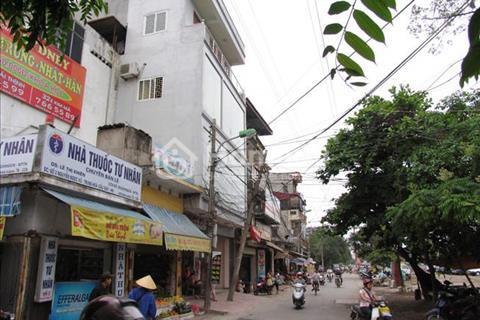 Bán đất tặng nhà vị trí kinh doanh náo nhiệt phố Nguyễn Ngọc Vũ. Diện tích 70m2. Mặt tiền 3,7m