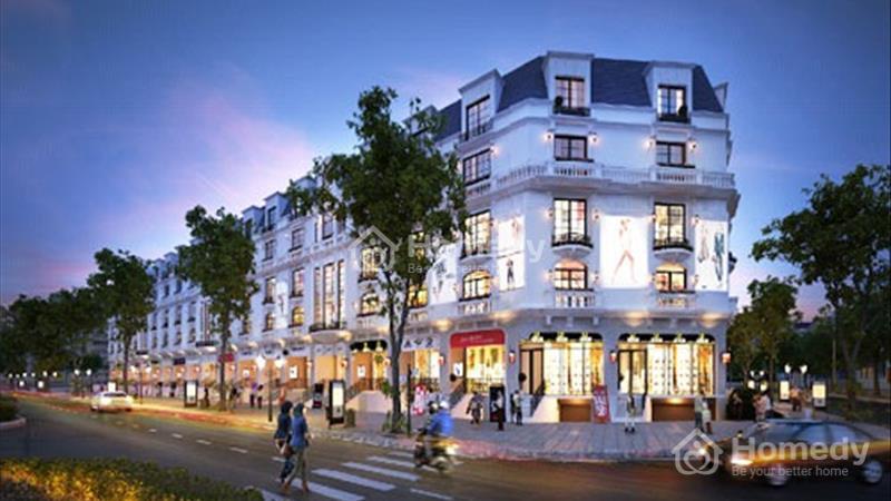 Bán nhà phố Mỹ Đình cạnh Sudico - The Manor 2 mặt đường lớn, tiện kinh doanh, gần chợ, gần trường - 1