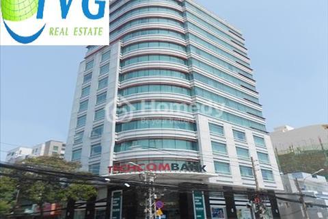 Cao ốc VP Golden Tower - 2 mặt tiền Q1 đường Nguyễn Thị Minh Khai - DT 285m2, 459m2 lầu 9