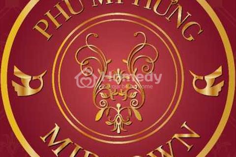 Phú Mỹ Hưng Midtown, TT 1%/tháng, hỗ trợ vay 0% lãi suất 28 tháng, trả trước ko phạt lãi. LH: 0902.