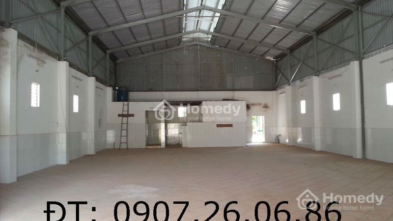 Cần bán nhà xưởng sát Quốc Lộ 13, phường Vĩnh Phú, Bình Dương:  - 1